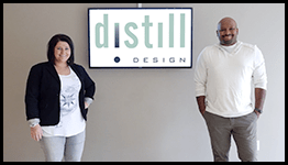 Distill Design - About Us